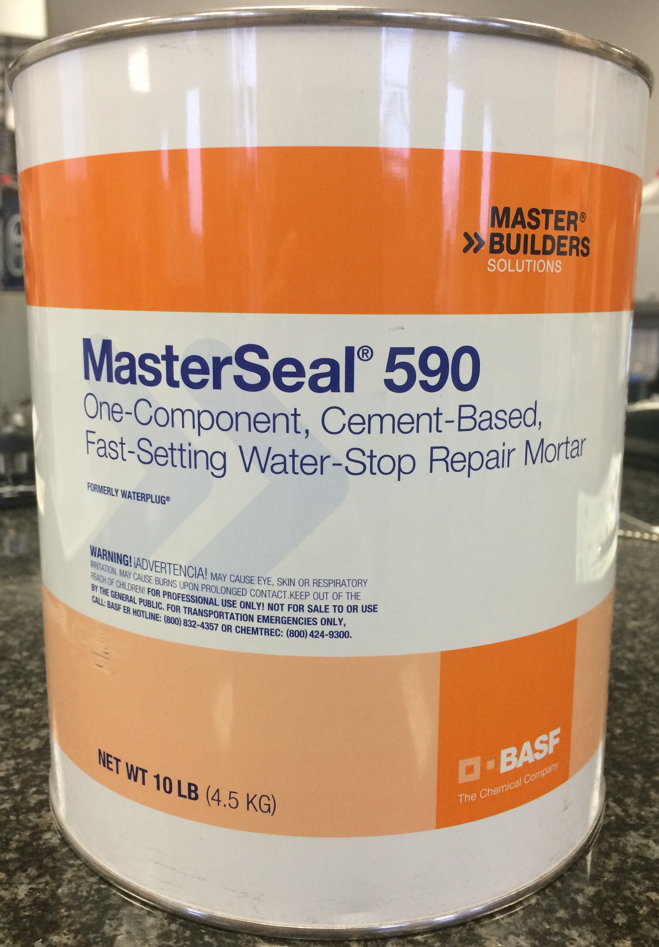Waterplag - material for a quick stop of leaks 20