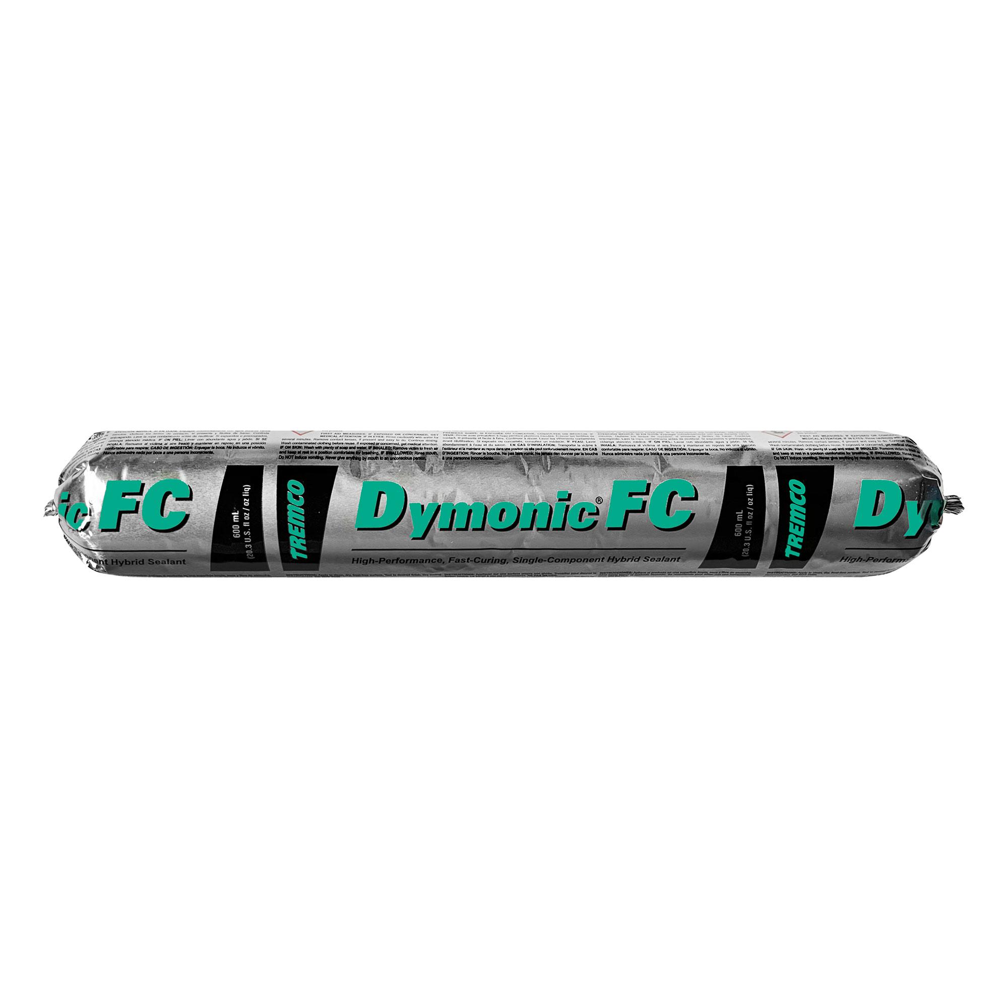 Tremco Dymonic Fc Polyurethane Sealant 20 3 Fluid Ounce Sausage Pksupplies Com