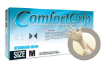 Microflex ComfortGrip Powder Free Latex Exam Grade Gloves Large CFG-900-L