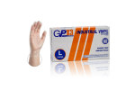 Ammex GPX3 3mil Vinyl Powder-Free Industrial Gloves (Small) GPX342100
