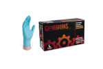 Ammex INPF Gloveworks Nitrile Powder-Free Industrial Gloves (Medium) INPF44100
