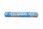 GE SilPruf SCS2000 Dark Gray Silicone Sealant Sausage SCS2010S