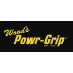 Wood's Powr-Grip Logo