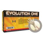 Microflex Evolution One Powder Free Latex Exam Grade Gloves Medium EV-2050-M