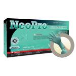 Microflex NeoPro Chloroprene Powder Free Exam Grade Gloves (Medium) Medium NPG-888-M