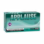 Microflex Applause Powder-Free Synthetic Exam Gloves Case (Small) Y201