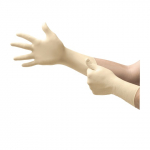 Microflex CE4-200 Series 12 Inch Class 10 Powder-Free Latex Gloves - Case of 1000 (Large) CE4-200-L