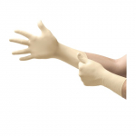 Microflex CE5-512 Series 11.4 Inch Class 100 Powder-Free Latex Gloves - Case of 1000 (Large) CE5-512-L