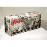 Shamrock 16000 Series Powder Free Textured Latex Exam Gloves - 12 Inch Extended Cuff 16012