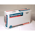 Shamrock 61000 Series Powdered Smooth Industrial Latex Gloves 61412