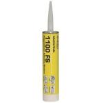 Bostick 1100 FS Fast Set Black Urethane Adhesive Sealant - 1100FSBL