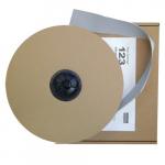 Dow Corning 123 Pre-Cured Silicone Seal 1 Inch Wide - 100 LF per Box (White) - 123W-1