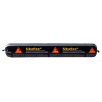 Sikaflex-221 Black Multi-Purpose One Component Polyurethane Sealant/Adhesive 20 Fluid Ounce Sausage Case - 221BLS-20