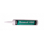 Tremco Tremsil 400 Black Single-Component, Neutral-Cure Silicone Sealant - 10.1 Fluid Ounce Cartridges 970802323