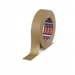 Tesa 4309 PV1 2 Inch Temperature Resistant High Performance Masking Tape - Pack of 6 Rolls - 4309-2-6