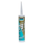 Dow Corning 791 Gray Silicone Weatherproofing Sealant 791GRY
