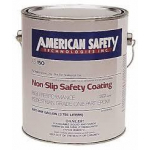 ITW American Safety AS-250 Haps-Free Non-Slip Floor and Deck Coating - 1 Kit - AS209K