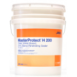 BASF MasterProtect H 200 Clear Water-Based 20% Silane Penetrating Sealer for Concrete