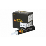 SikaTack Mach 60 Auto Glass Replacement Adhesive - 10.1 Fluid Ounce Cartridge - Case of 24 - 491125