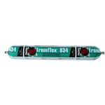 Tremco Tremflex 834 White Siliconized Acrylic Latex Sealant Sausage - 9418064323S