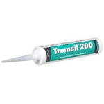 Tremsil 200 Clear With Fungicide Silicone Sealant Cartridge 97180065 323