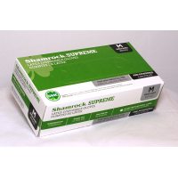 Shamrock 61500 Series, Small, Powdered, Light Weight, Disposable Gloves - Case 61501