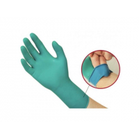 Microflex 93-260 Thinnest Chemical Resistant Synthetic Composite Disposable Gloves Case (Extra Small) 93260060