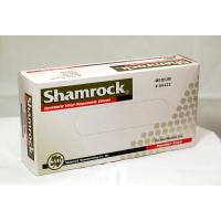 Shamrock 66000 Series Powder Free Industrial Latex Free Clear Vinyl Gloves 66422