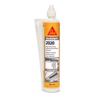 Sika Anchor-Fix 2020 High Performance, Professional Anchoring Adhesive 12200008