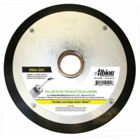 Albion Threaded Follow Plate for 2 Gallon Pails 504-G01