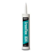 Tremco Tremflex 834 White Siliconized Acrylic Latex Sealant Cartridge 9418064323