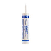 Pecora 864NST Black, Low Modulus, Non-Staining, Architectural Silicone Sealant 864NSTBL