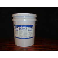 Pecora AC-20 FTR White Fire and Temperature Rated Acoustical and Insulation Sealant - 5 Gallon Pail AC20FTRW-5GAL