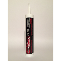 RectorSeal FlameSafe FS900+ Firestop Red Sealant - 10.3 Fluid Ounce Cartridge - FS900+R