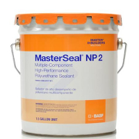BASF MasterSeal NP 2 Polyurethane Sealant With Accelerator - 1.5 Gallon Pail - NP2-1.5 GAL