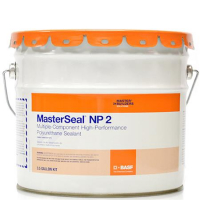 BASF MasterSeal NP 2 Polyurethane Sealant With Accelerator - 3 Gallon Pail NP2-3GAL