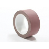 Saint Gobain Rose Color Rulon Film Tape - 3 Inch x 5 Yard Roll - 3-5-RU