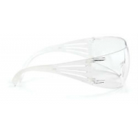 3M SecureFit Safety Glasses With Clear Anti-Scratch Lens SF201AS