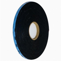 "Saint-Gobain Double-Sided Thermalbond 1/8"" x 1/4"" V2200 Series Structural Foam Glazing Spacer Tape V220414"