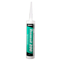 Tremco Tremsil 200 Clear With Fungicide Silicone Sealant Cartridge 97180065323