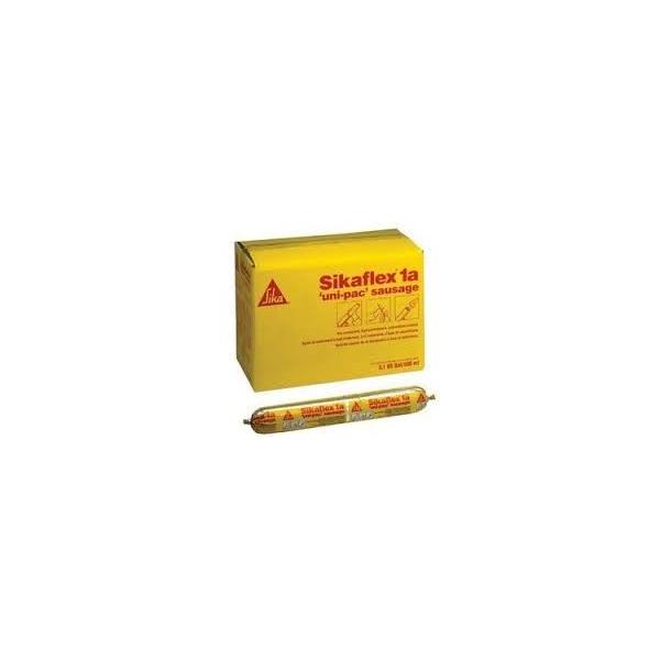 Sikaflex 1A Limestone One Part Polyurethane Sealant Adhesive - 20 Fluid Ounce Sausage 1ALS