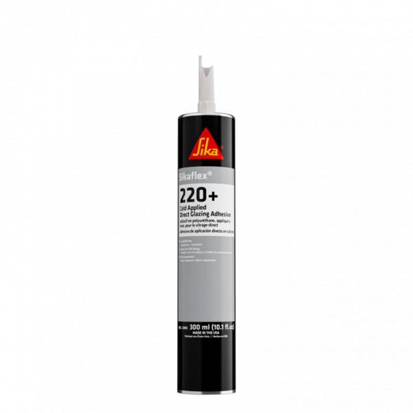 SikaFlex 220+ Quick Curing Urethane Adhesive - 10.1 Fluid Ounce Cartridge S1KA220