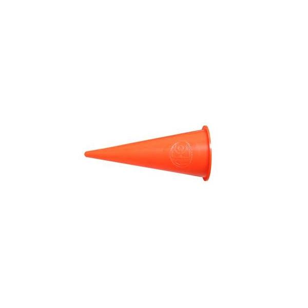 Albion Orange Plastic Sealant Nozzle Cones 235-3