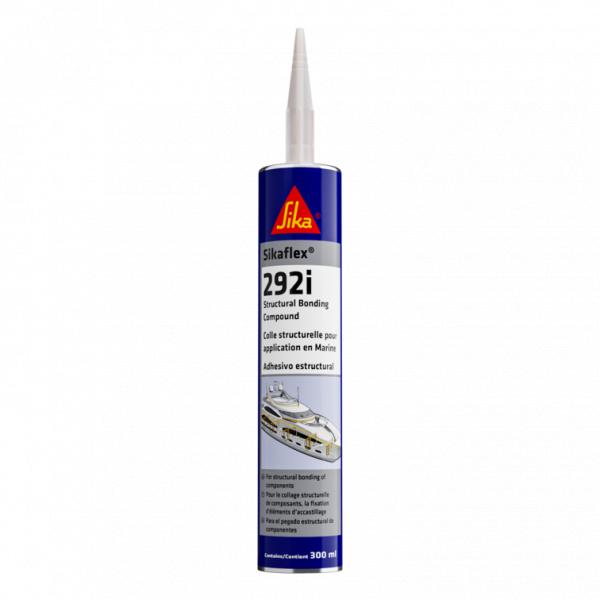 Sikaflex 292i White Marine Assembly Adhesive 10.1 Fluid Ounce Cartridge 292i