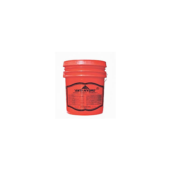 Anti-Hydro Waterproof Concrete Admixture - 5 Gallon Pail AH1
