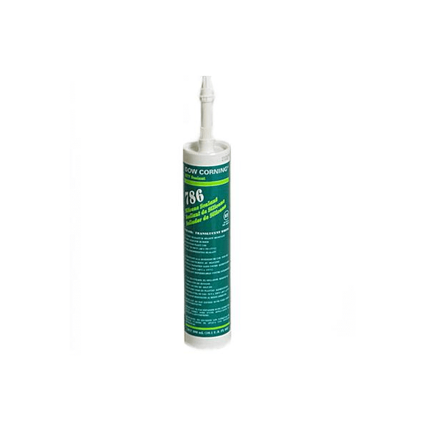 Dow Corning 786 Translucent White Silicone Sealant DC786TW