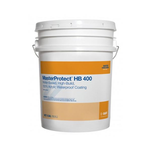 MasterProtect HB 400 Fine Texture, Pastel Tint-Base
