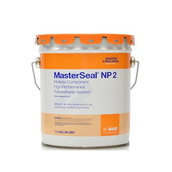 BASF MasterSeal NP 2 Polyurethane Sealant With Accelerator - 1.5 Gallon Pail NP2-1.5GAL