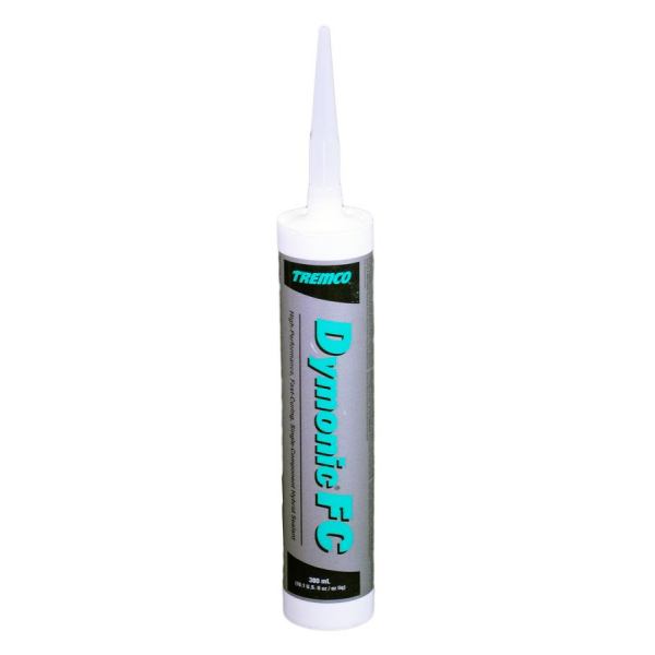 Tremco Dymonic FC Black Polyurethane Sealant Cartridge 960802323