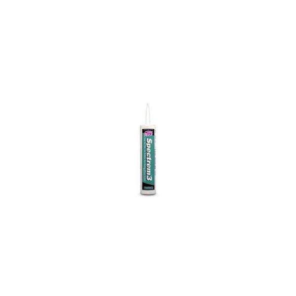 Tremco Spectrem 3 Dark Bronze Low-Modulus Silicone Sealant Cartridge 998857323-30